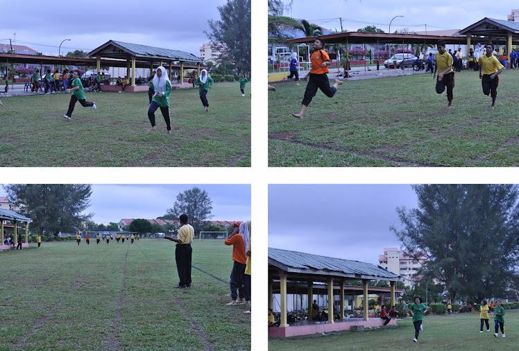 ACARA Lari 100m