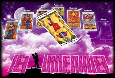Tarot del Amor: las consultas más frecuentes Tarot-amor-763241