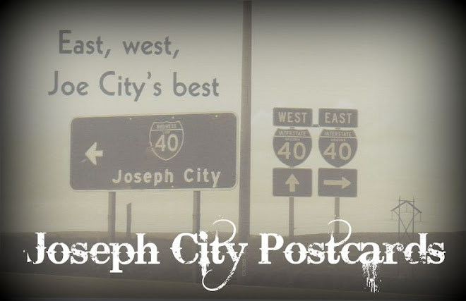 Joseph City Postcards
