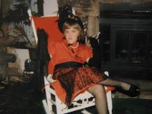 Miss Friv circa 1985