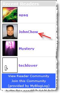 John Chow blog