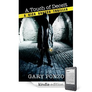Kindle Nation Daily Free Book Alert, Monday, March 28: 220+ FREEBIES including Aftershock: The Blast That Shook Psycho Platoon plus … Gary Ponzo's A Touch Of Deceit is just 99 cents (Today's Sponsor)