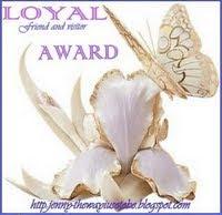 Thanks for the award Unstoppable Spirit