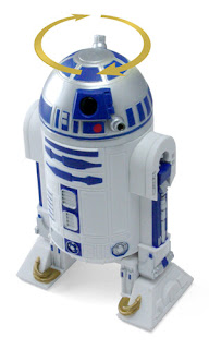 STARWARS R2D2 peppermill