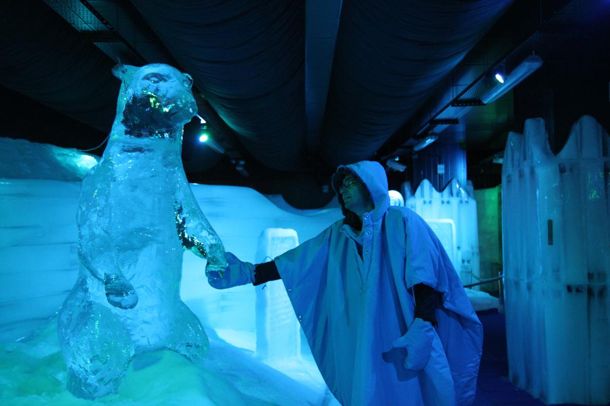 Magic Ice Buz Müzesi'ne Konsept Aranıyor