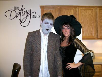 Couples Halloween Costumes Makeup Couple Halloween Costumes 2012