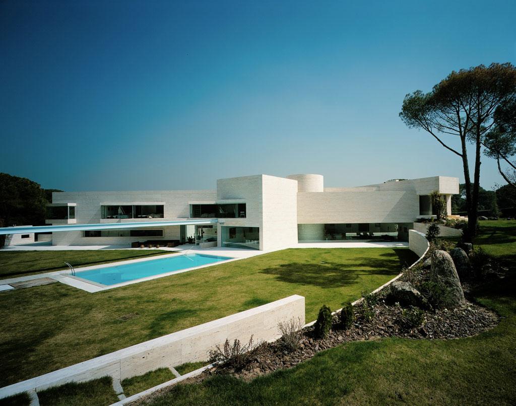 Foto de casas modernas y elegantes