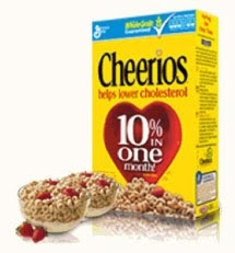 Can Honey Nut Cheerios aid in lowering cholesterol levels ...
