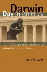 Livro Darwin Day in America