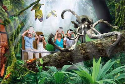 lula-macaco animais do futuro evolução