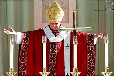 Papa Pope Bento XVI