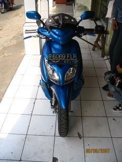 modifikasi yamaha mio sportymotor modif motorcycles
