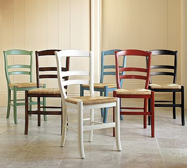 personality is preferred colored dining room chairs red desk