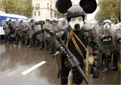 Mickey Mouse Police