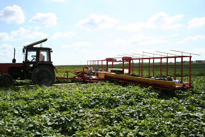 Hi-Tech Harvester