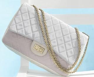 3763fa08cdbd Chanel classic flap bag in graduated fabric. A46020 Y05214 C4661