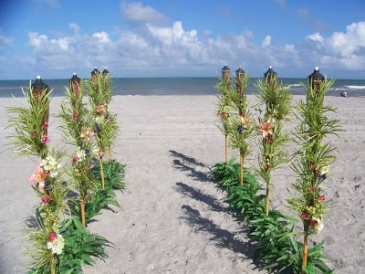 Fabulous Weddings & Events: Beach Wedding Arches
