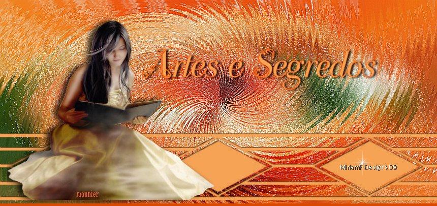ARTES E SEGREDOS