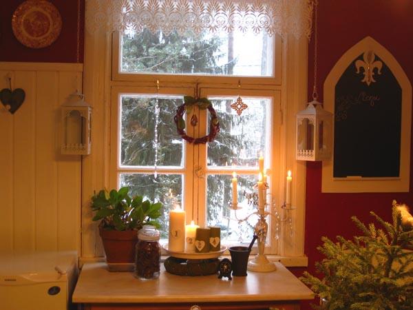 Romppala  Linda's Home & Garden 8 vuotispäivä ja keittiön sisutus