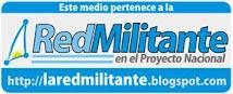 Red Militante en el Proyecto Nacional