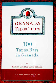 GUIDEBOOK TO GRANADA TAPAS BARS - BUY BELOW