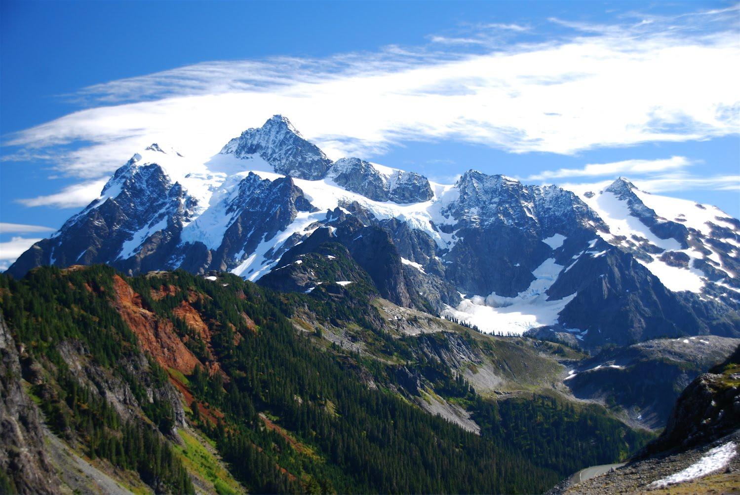 Bodanzarama Mt Baker And Mt Shuksan