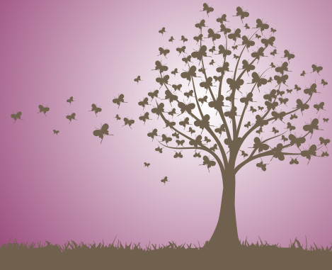 free butterfly wallpaper. I#39;m on a tree theme here I