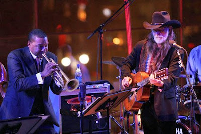 Movies: Willie Nelson/Wynton Marsalis – Live from Jazz at Lincoln Center, NYC (2008)
