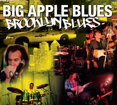 Big Apple Blues – Brooklyn Blues (2010)