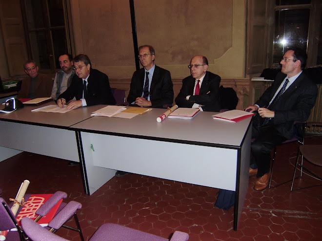 Conferenza stampa di presentazione del Comitato Casale Capitale del Monferrato.