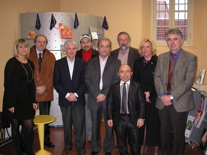 Consiglio Direttivo di Alexala 2010 - 2013