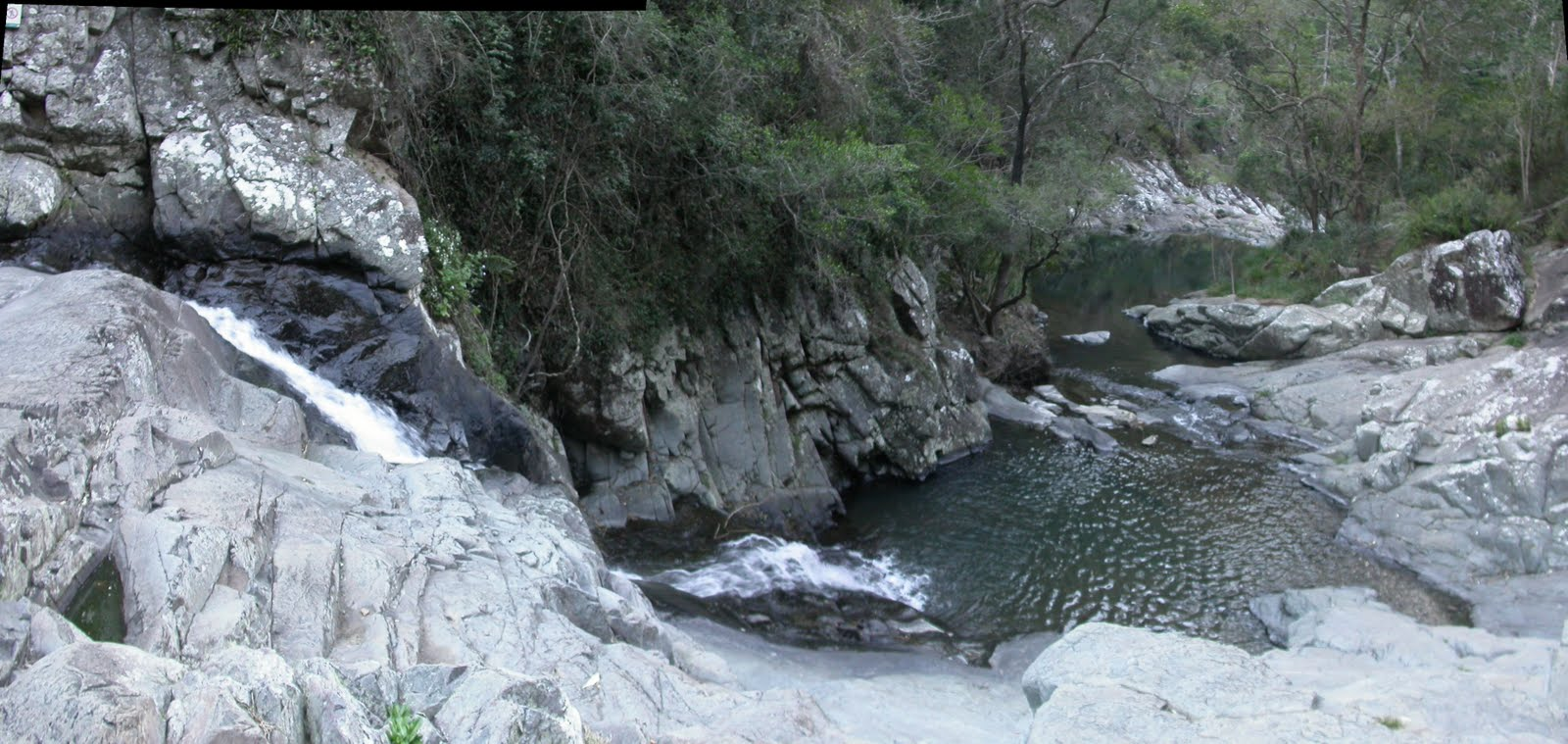 David Faye 39 S Travels In Australia Cedar Creek Waterfall