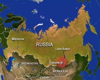 Powerful quake hits Russia 39 s Siberia no casualties reported