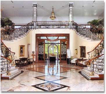 Tipos de pisos clases de piedras for Tipos de pisos de marmol