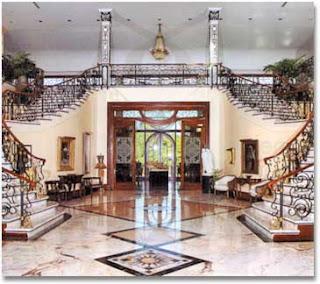 Tipos de pisos for Tipos de marmol para pisos
