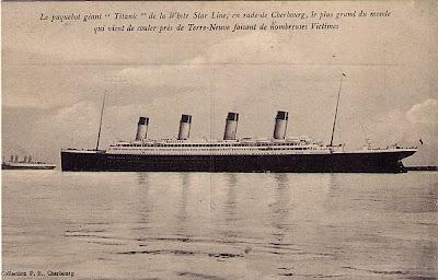 RMS Titanic - White Star Line