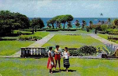 Sam Lords Grounds, Barbados