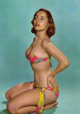 Bikini Pin-Up