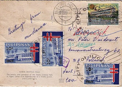 Philippinen stamps