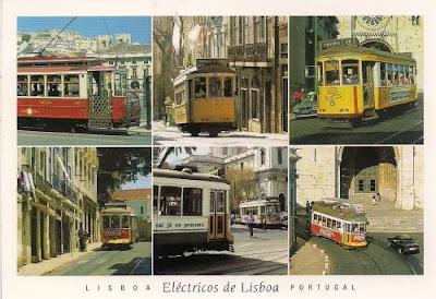 Lisboa - Straßenbahnen