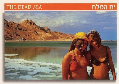 Das Tote Meer hat was zu bieten - für den Körper, die Seele und fürs Auge