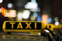 Rejeki Supir Taxi