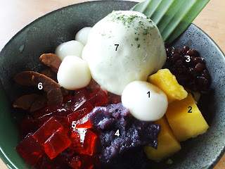 Anmitsu Is A Popular Japanese Dessert Similar To The Philippine Halo