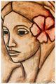 eCard Hina Artist Louis Devienne