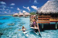 Manihi Pearl Beach Resort Overwater Bungalow