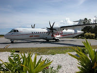 Air Tahiti plane