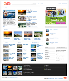 B+Tube+Advantage+Template B Tube Advantage Template   Blogger Magazine teması