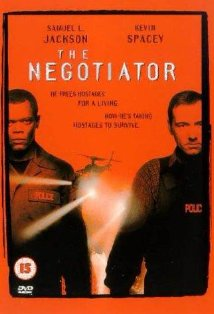 Arabulucu - Sinema Filmi - The Negotiator - Justice At Any Price(1998)