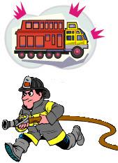 Au fil des jours la maison qui br le for Au feu les pompiers la maison qui brule