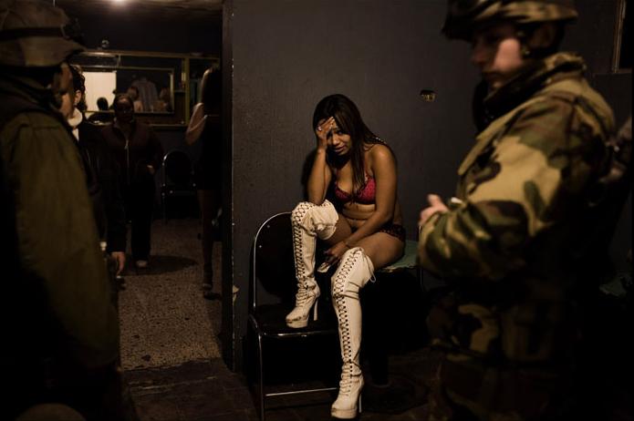Проститутки мексики фото